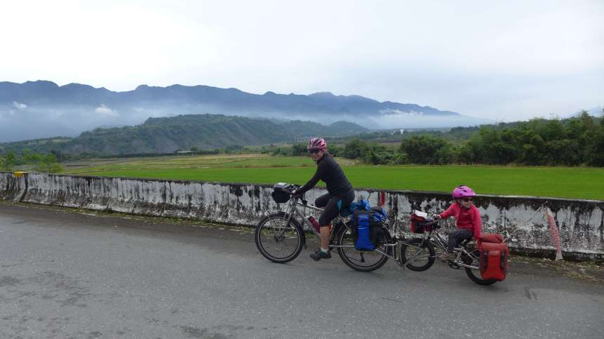 top 30 scenes of mytaiwantour_cycling in eastern taiwan