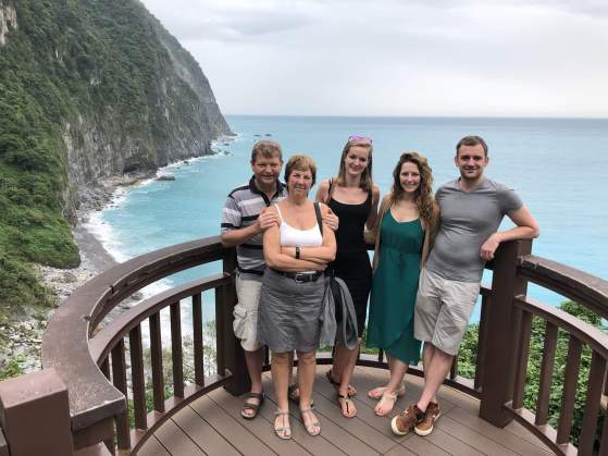 top 30 scenes of mytaiwantour_qingshui cliff