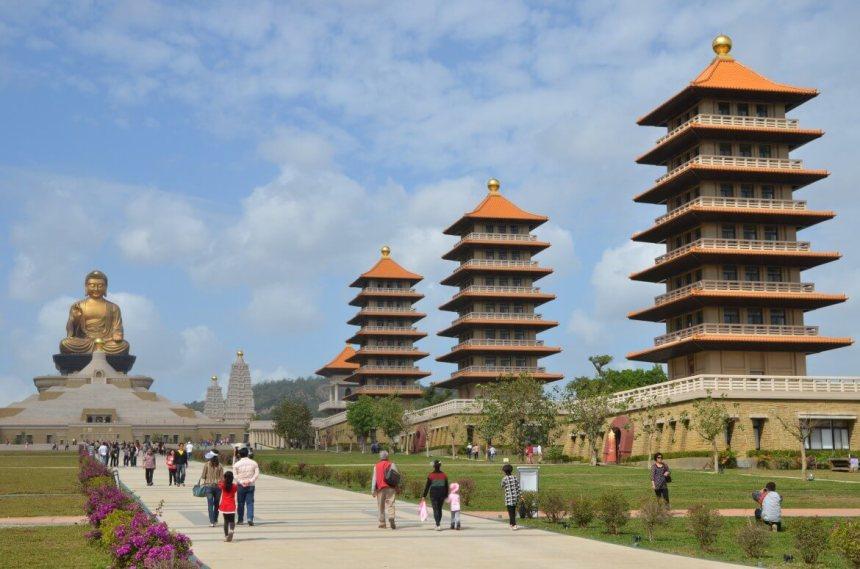 Fo Guang Shan Buddha Memorial Center2