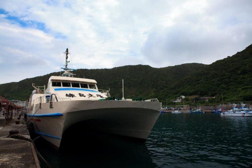 Nanliao Harbor