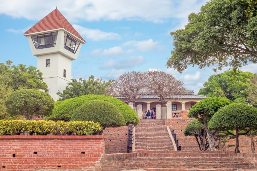 Tainan Fort Zeelandia, Anping
