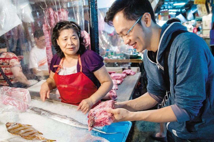 taiwan scene_mytaiwantour blog_taiwanese traditional market