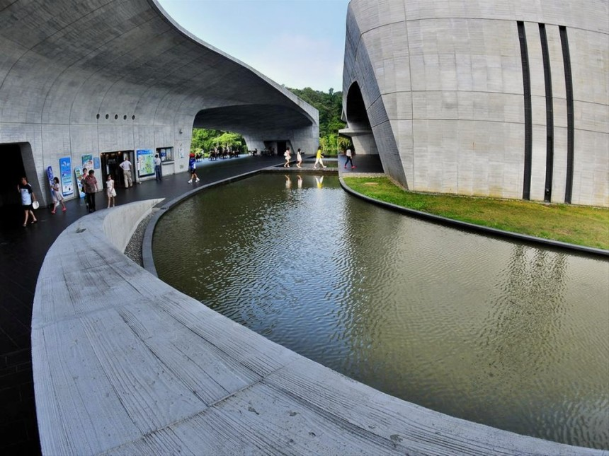 architecture-in-taiwan-nantou-xianshan-visitor-center
