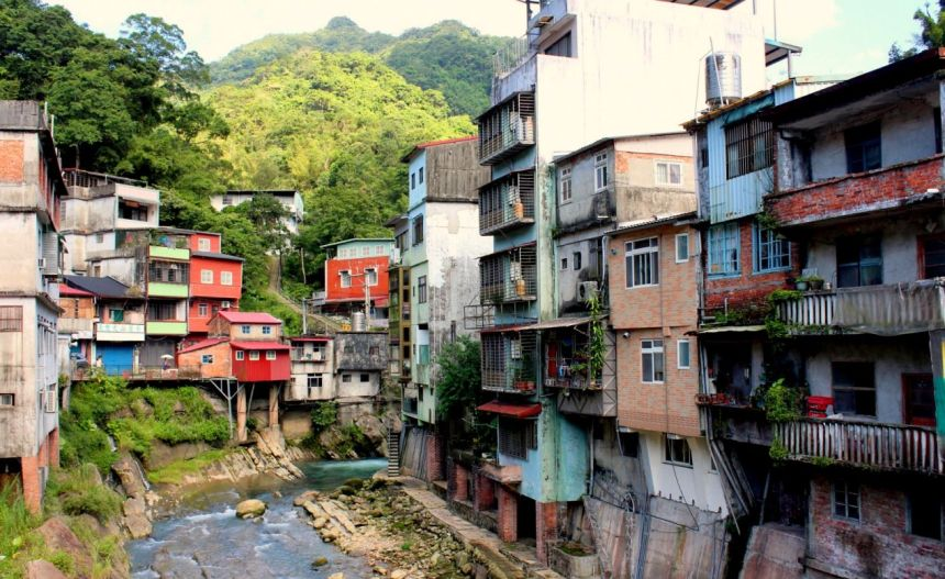 Architecture-in-Taiwan-old-buildings