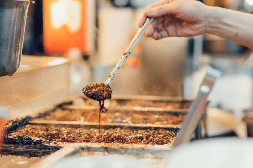 Taiwan's 'National Dish_—Braised Pork Rice_09