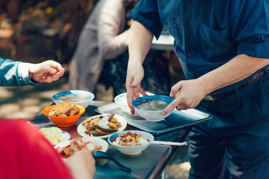 Taiwan's 'National Dish_—Braised Pork Rice_24