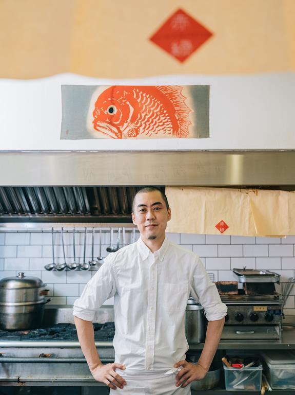 TAIPEI AUTUMN 2018 Vol.13 A Dialogue Between Ingredients and Cuisine – Interview With Taiwanippon Chef, Tatsuya Ono