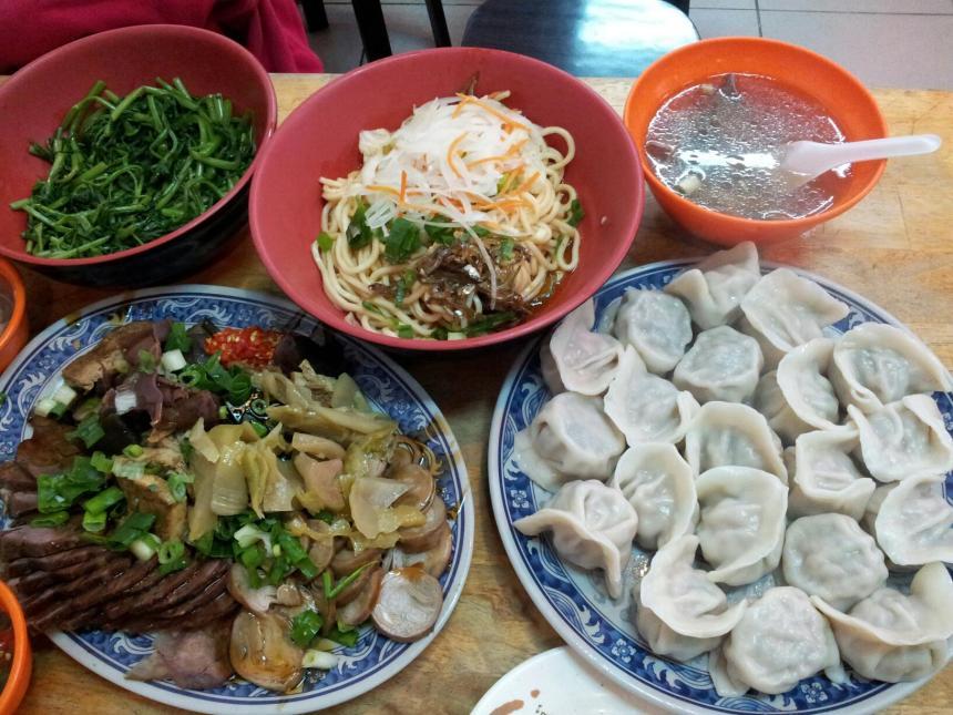 taiwan-scene-taipei-food-dumplings-北大荒水餃店
