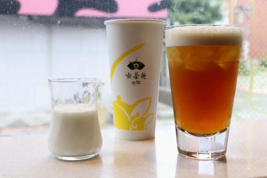 taiwan-scene-handmade-drinks-in-taiwan-tien-ren-913-king's-oolong-tea