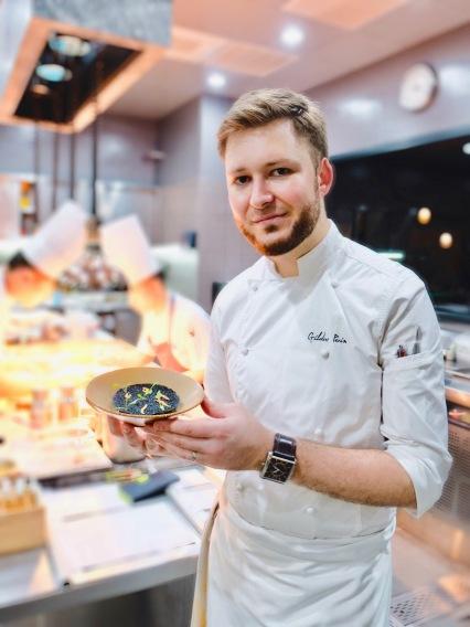 chef Gildas Perin (image source: hungryintaipei)