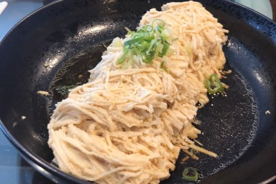 Shredded Hundred Leaves Tofu by the Guest House (image source: hungryintaipei)