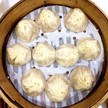 Pork soup dumplings (image source: Taiwan Scene)