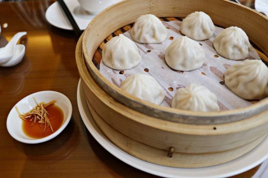 Taiwan Scene_FunNow_Yuyan Restaurant_soup dumplings